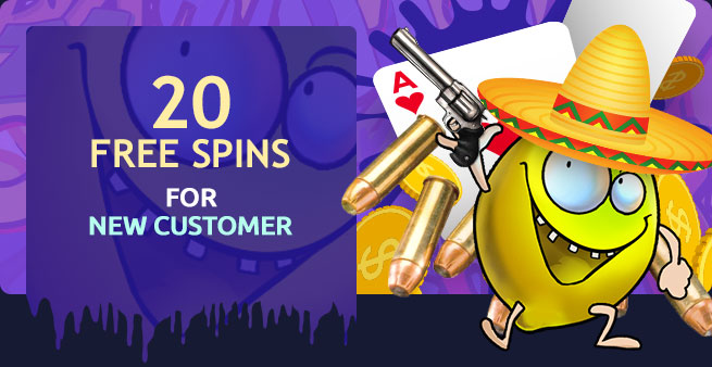 20 Signup Free Spins